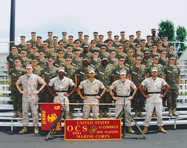 Usc nrotc alumni league - Officer training school marines ...